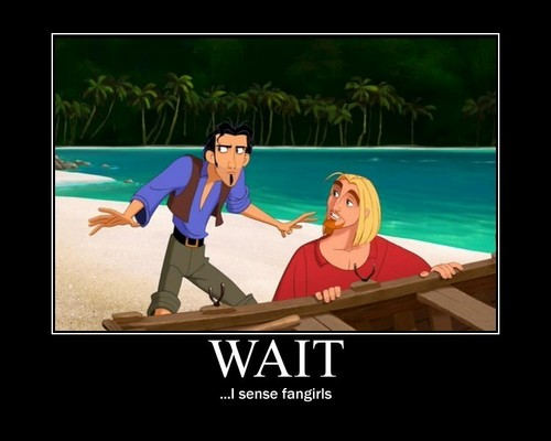 Miguel and Tulio Demotivational Poster