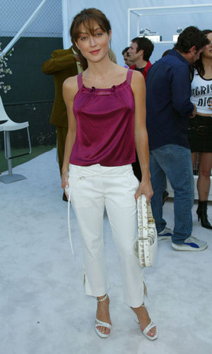 Sasha @ Dior Dance for Life to Benefit the Aaliyah Memorial Fund