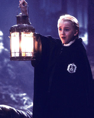 malfoy first ano