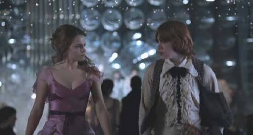 romione yule ball fight