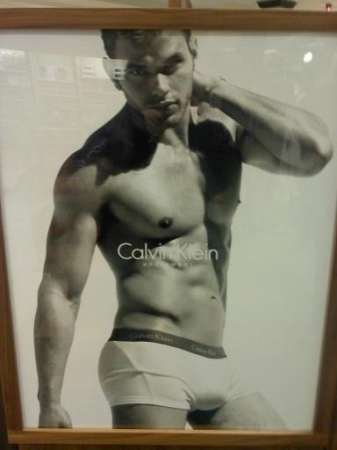 Calvin Klein Billboards & Ads