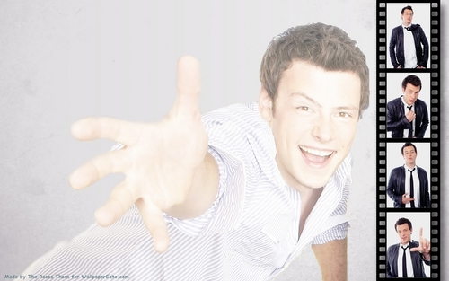 CoryMonteith Wallpapers !