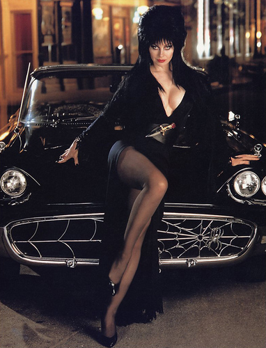 Elvira and the Macabre Mobile
