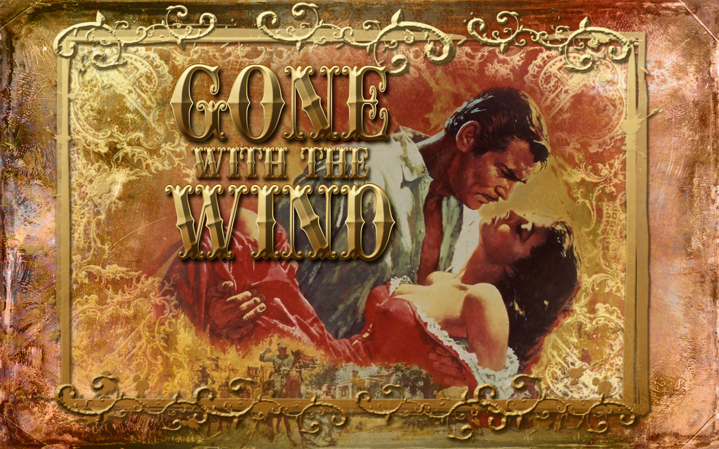 Gone With The Wind Gone With The Wind Wallpaper 16731850 Fanpop