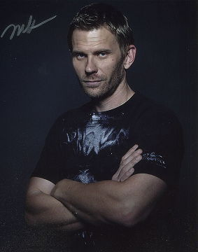 Mark Pellegrino autographs