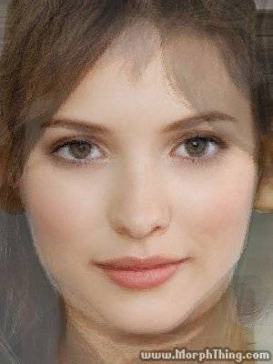 My morphed Bella