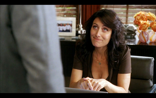 7x06 'Office Politics' HQ nyara for your delight :)