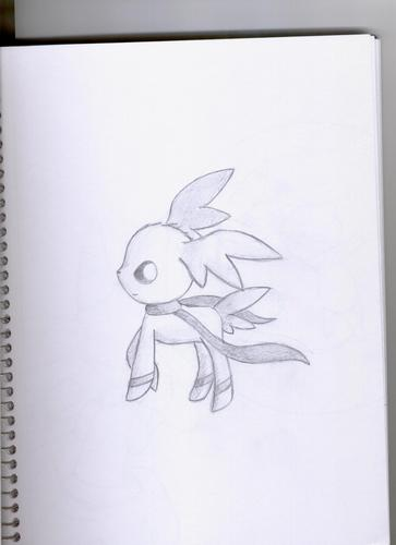 Aireon the flying eevee evolution