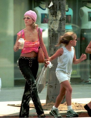 Britney,Out and About,2000
