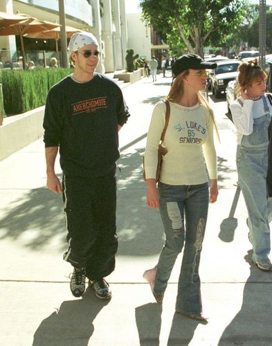 Britney,Out and About,2001