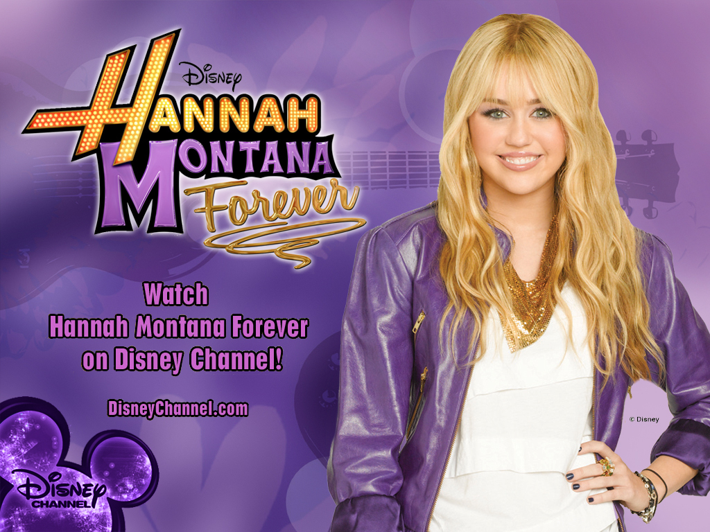 Hannah Montana Forever EXCLUSIVE DISNEY Wallpapers created by dj !!!