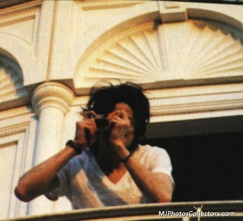 MJ and his 粉丝 «3