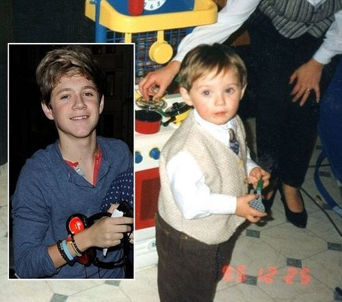 Niall When He Was Younger :) x