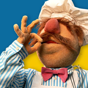 Swedish Chef Approves !