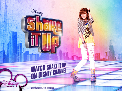 wallpaper shake it up