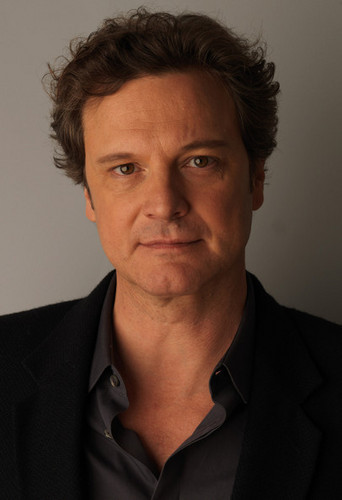 Colin Firth 'The King's Speech' Portraits at 54th BFI London Film Festival