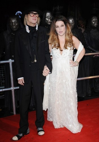Lisa Marie Presley i Michael Lockwood