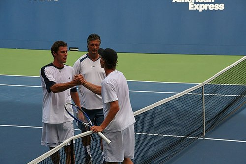 Berdych and Safin