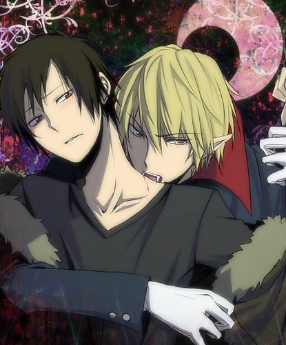 두라라라!! Shizuo and Izaya