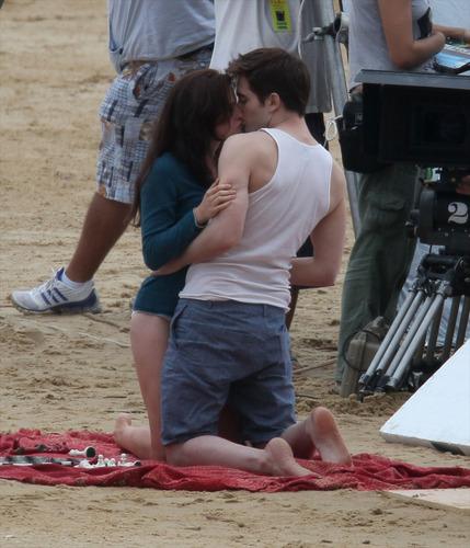 Set 写真 Of Breaking Dawn