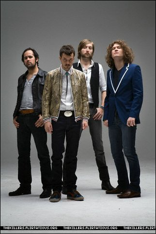 The killers 写真 shoot