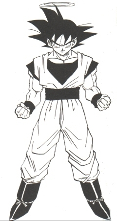 dragon ball draw