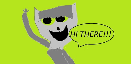 !!!!HI THERE!!!!! :P