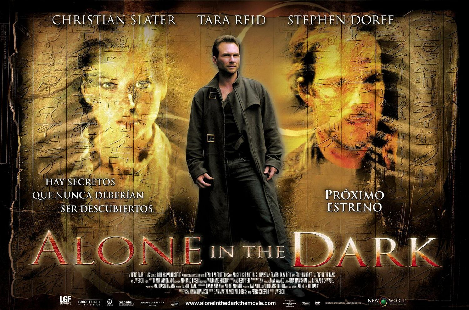 100 Pictures of Alone In The Dark Full Movie