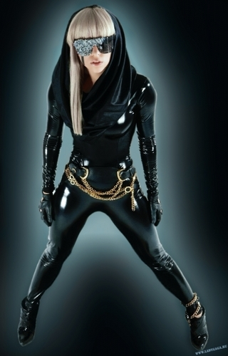 Gaga the fame era