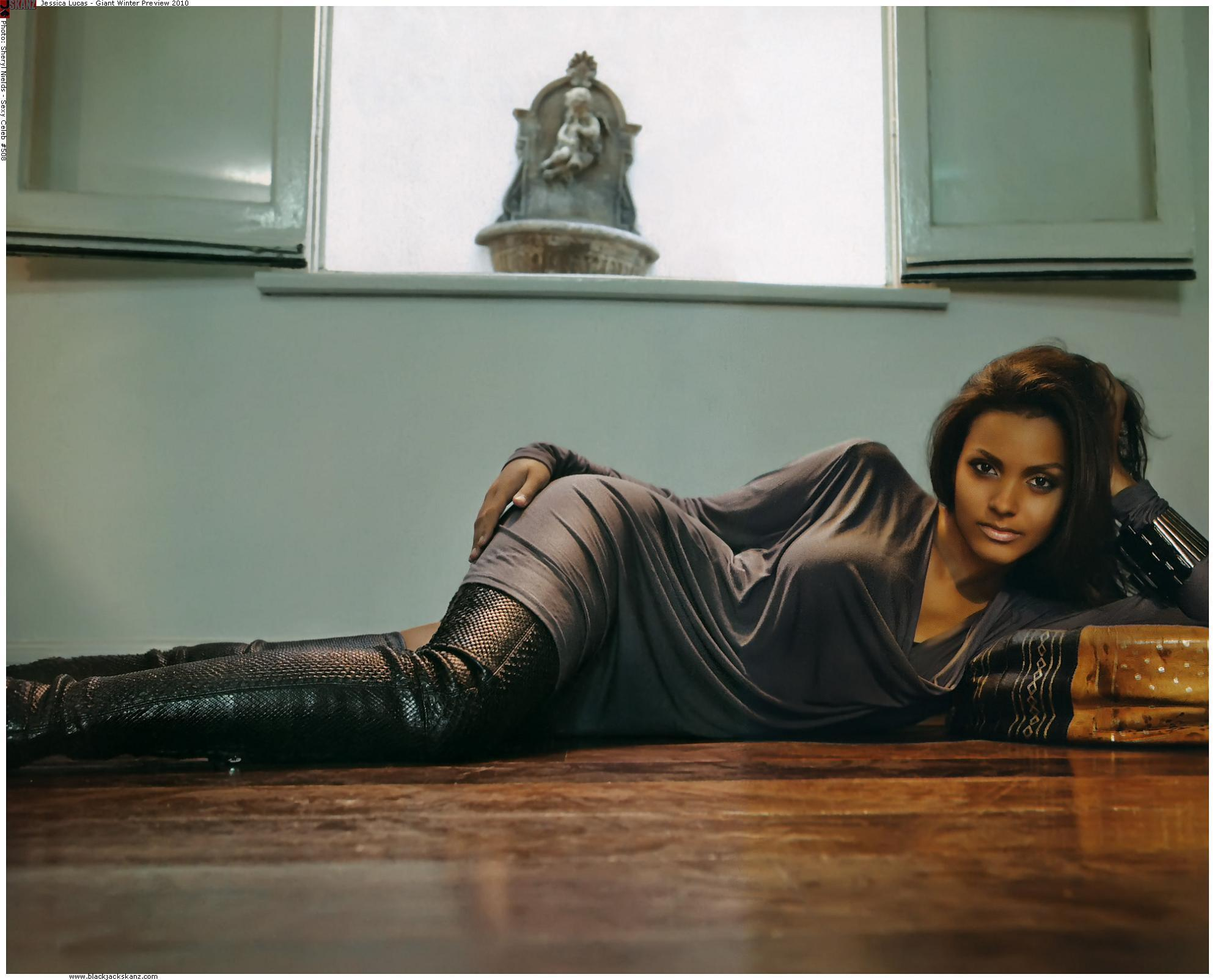 http://www.nubianplanet.com/beauty/jessica-lucas-is-one-hot-black-canadian-with-a-whip/