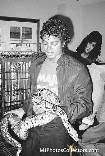 MJ and Snake