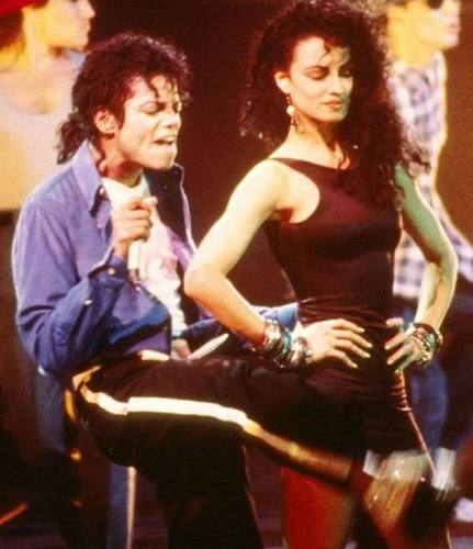 Michael and Tatiana