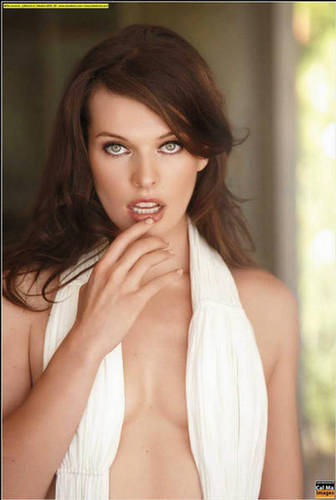 Milla in Maxim Italy - October 2009