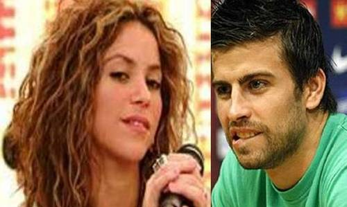 Shakira and Piqué so sexy !!!