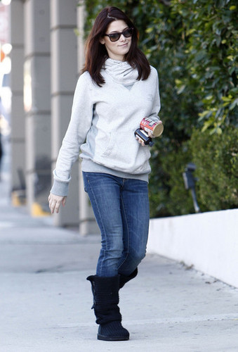 11.26.10: Out and About in L.A.