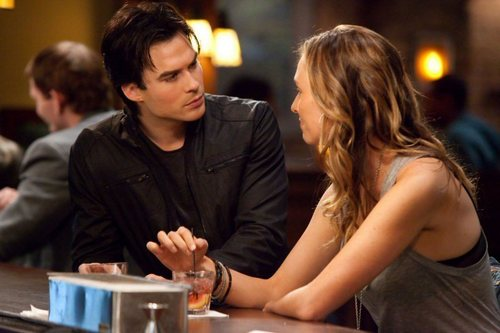 2x11 'By The Light Of The Moon' stills (Damon)