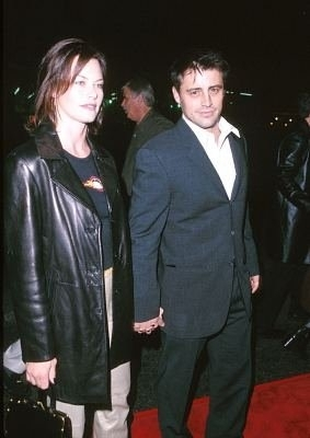 Matt LeBlanc at event of Charlie's Angels