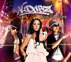 N dubz new album cover