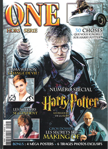 One Magazine Harry Potter Edition