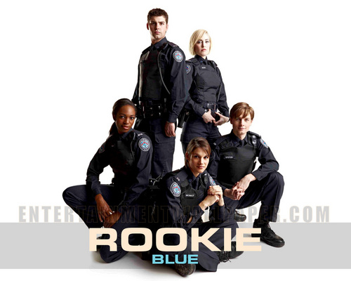 Rookie Blue fonds d'écran