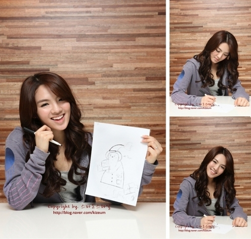 SPAO Autograph - Girls' Generation