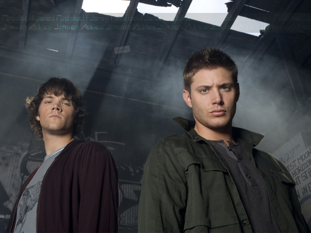 Supernatural Sam And Dean Winchester Supernatural Characters