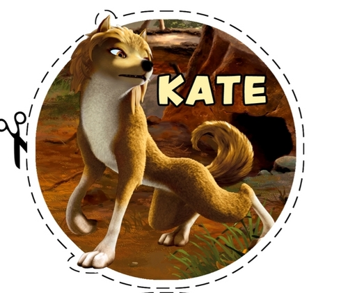Kate sticker