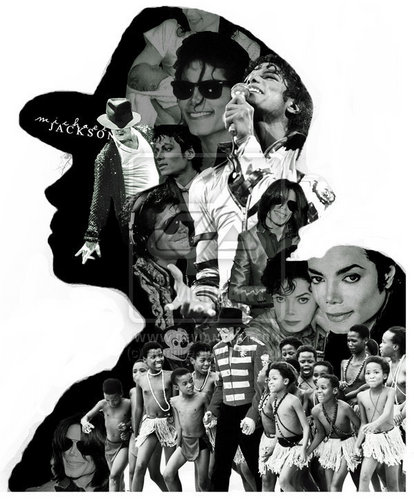 MJ Collage ::CrissloveMJ::