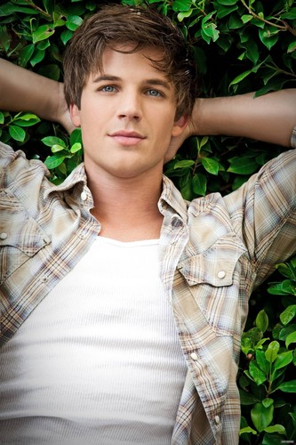 Matt Lanter - Photoshoot