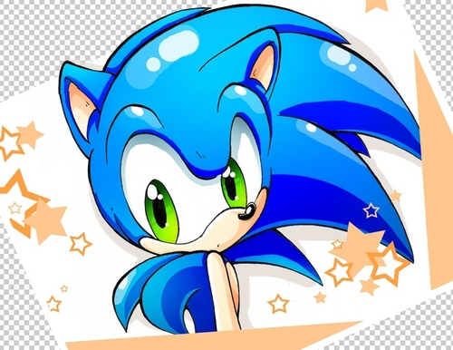Sonic the hedgehog!^^
