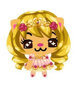 Sugar prune Fairy (Pet Society version)