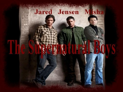 The Supernatural Boys