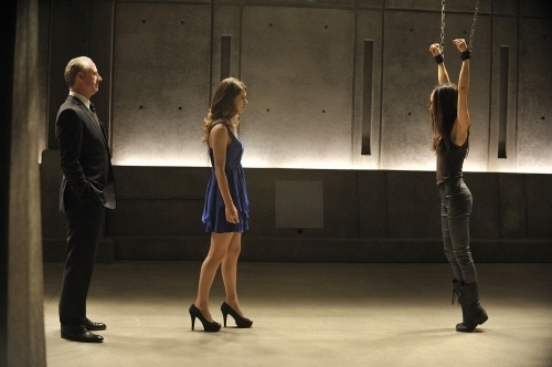 Nikita - Episode 1.11 - All The Way - Additional Promotional Photos