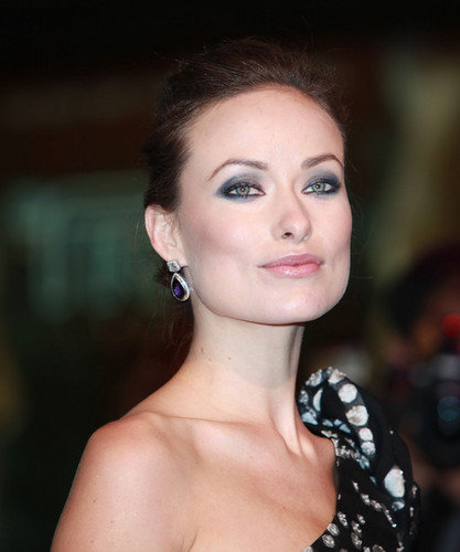 Olivia Wilde @ the London Premiere of 'Tron: Legacy'